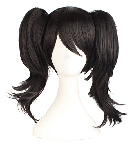 MapofBeauty Equipped Ponytail Accessories Cosplay product image