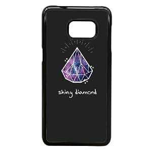 Custom Diamond Case Cover , Creative Designed For Samsung Galaxy S6 Edge Plus