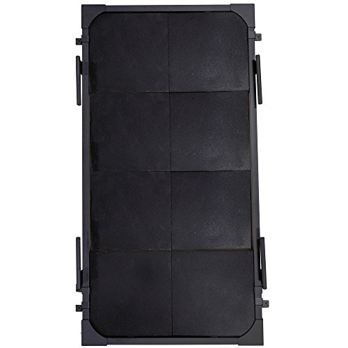 Titan Full Deadlift Platform w/8 Rubber Tiles by Titan Fitness