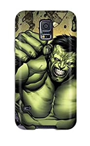 Rachel Kachur Bordner's Shop New Style New Premium Case Cover For Galaxy S5/ Marvel Characters Protective Case Cover