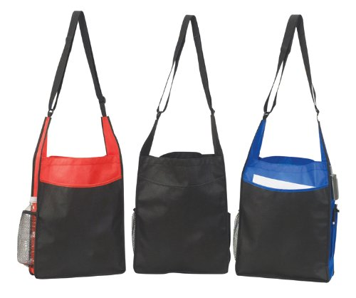 Event Tote, Red, Bags Central