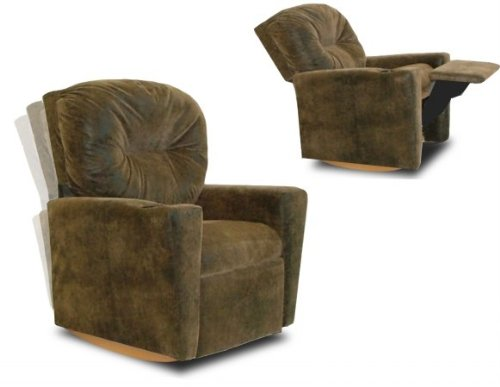 Dozydotes Contemporary Kid Rocker Recliner - Bomber