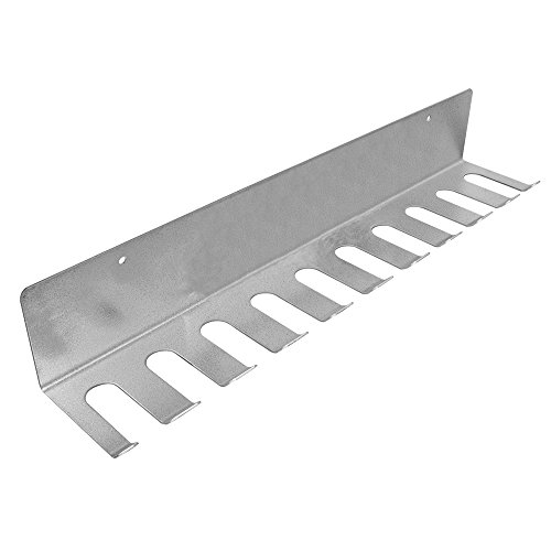 - Peachtree 607 Pipe Clamp Rack With 10 Clamp Slots