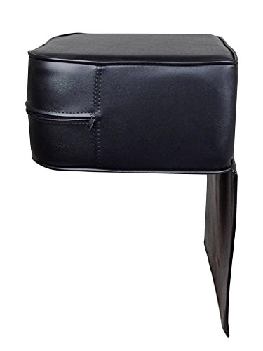 Ediors Black Barber Beauty Salon Spa Equipment Styling Chair Child Booster Seat Cushion (2 Pieces) by Ediors (Image #4)
