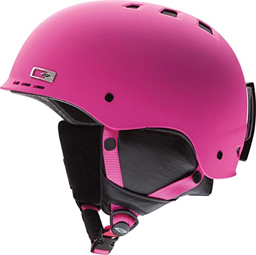 Smith Optics Holt Snowboard Helmet - Men's Size (XL) - Magenta