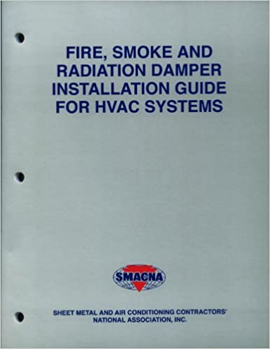 Fire Smoke And Radiation Damper Installation Guide For Hvac Systems