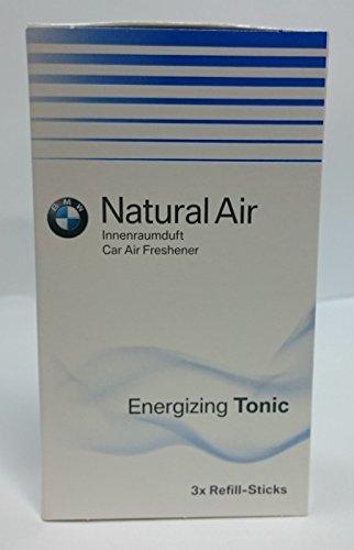 BMW Natural Air car air freshener - Refill Kit Tonic