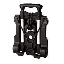 Samsonite Compact Folding Luggage Cart, Black