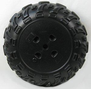 Power Wheels Kawasaki Artic Cat Replacement Left Tire J8472-2339