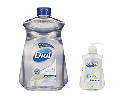 dial antibacterial soap white - 5