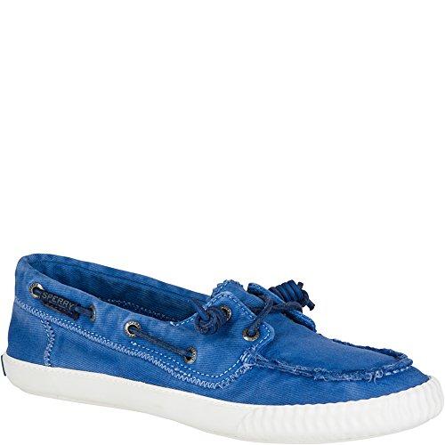 Away Cobalt Sperry Boat Women's Shoes Sayel EwwTa
