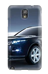 Best 7494088K70041562 Series Skin Case Cover For Galaxy Note 3(land Rover Lrx Concept Black 5)