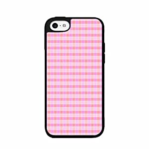Light Pink Squares - Phone Case Back Cover (iPhone 4/4s - 2- piece Dual Layer)