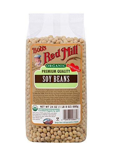 Bob's Red Mill Organic Soy Beans - 24 oz
