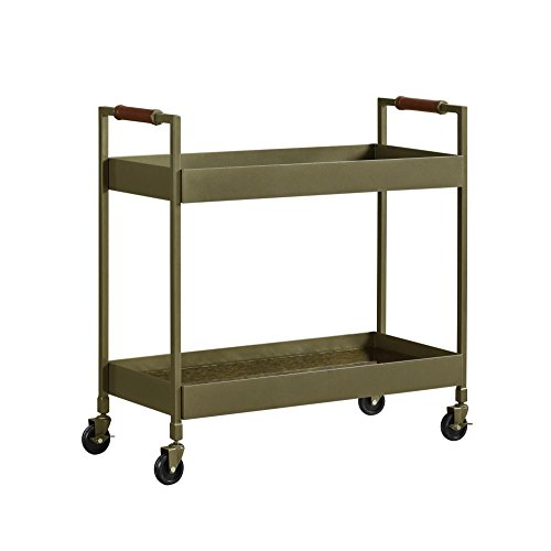 Dorel Asia DA7621 Waylon Bar Cart by Dorel Asia