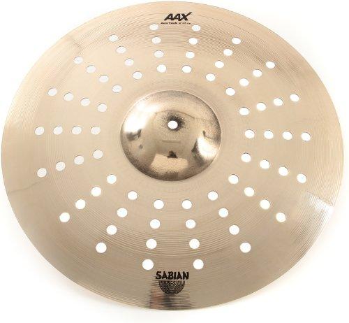 Sabian 218XACB 18-Inch AAX Aero Crash Brilliant Cymbal