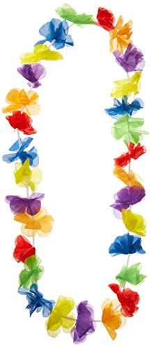 Forum Novelties Bucket of 25 Assorted Leis ()