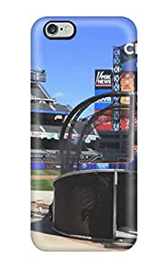 DanRobertse Case Cover For Iphone 6 Plus - Retailer Packaging New York Mets Protective Case