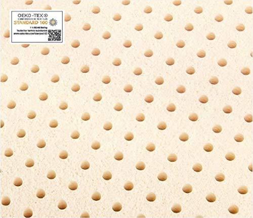 "TWINXL Original Talalay Latex Mattress Pad Toppers: 2"", 3"", All Densities (3"" Thick, 44 ILD Firm)"