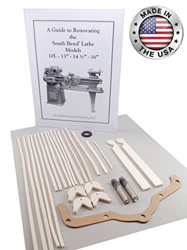 South Bend Lathe Rebuild Kit – 13″ Model Review