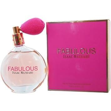 Fabulous Isaac Mizahi By Isaac Mizahi Eau De Parfum With Atomizer 3.4 Oz