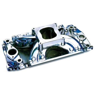 Professional Products 53030 Polished Hurricane Intake Manifold for Big Block Chevy