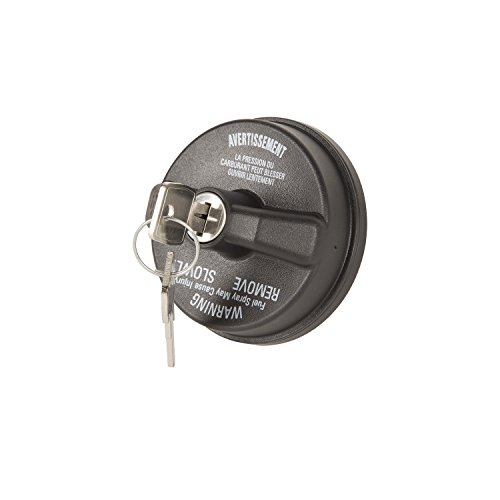 Omix-ADA 17726.17 Gas Cap Locking for 2003-2018 Jeep Wrangler JK/JKU/TJ/LJ