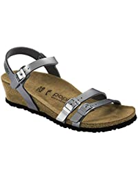 Women's Birkenstock, Lana Low Heel Wedge Sandals