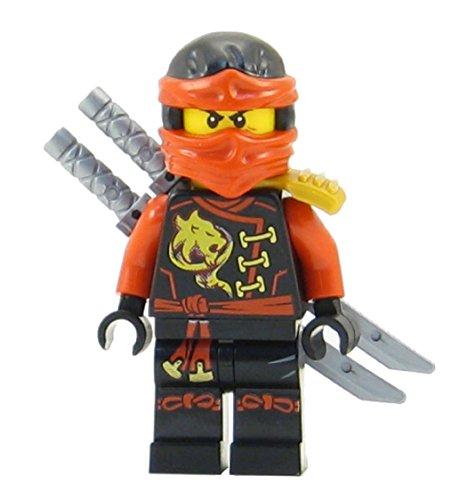 LEGO Ninjago Skybound Kai Red Ninja Minifigure Sky Pirate NEW 2016]()