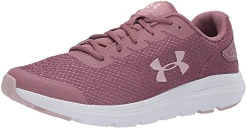 esperanza presumir oasis  Under Armour UA W Surge 2, Women's Road Running Shoes, Pink (Hushed  Pink/White Dash ), 4 UK/37.5 EU: Buy Online at Best Price in UAE - Amazon.ae