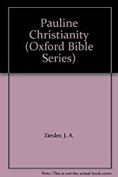Pauline Christianity (Oxford Bible)