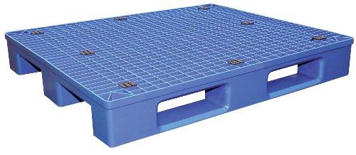 Vestil PLPS 4840 Plastic Pallet And Skid 4000 Lbs Capacity 47 Length 3925 Width Amazon Industrial Scientific