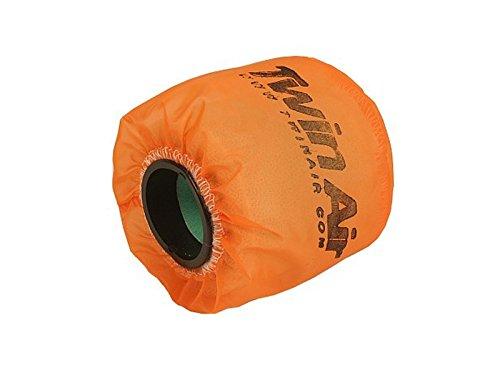 Surfiltre coud/é TWIN AIR Orange
