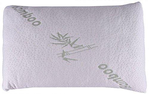 Pillow-z Premium Bamboo Shredded Memory Foam Pillow Premi...