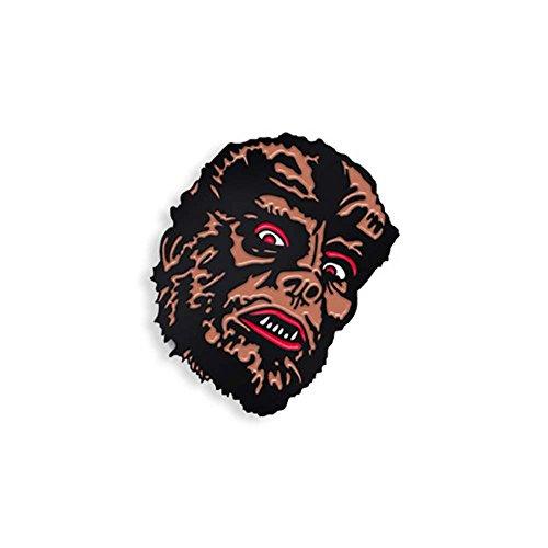 [Werewolf Enamel Pin] (Werewolf Accessories)