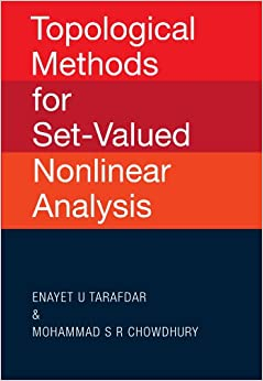 Book Topological Methods For Set-Valued Nonlinear Analysis
