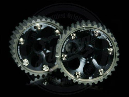 Skunk2 Pro Black Series Cam Gears B16A B17A B18C