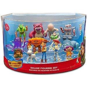 (Disney / Pixar Toy Story 3 Movie Exclusive Deluxe 14 Piece Mini PVC Figure Collector Set )