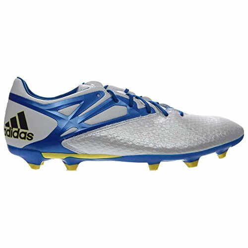 Adidas Messi 15.2 Fg / Ag Voetbalcleats (wit, Blauw) Zz. 13