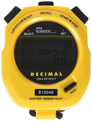- Sper Scientific Water Resistant Stopwatch