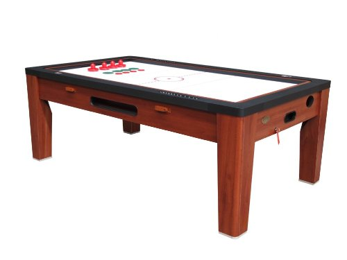 6 in 1 Multi Game Table in Cherry By Berner Billiards