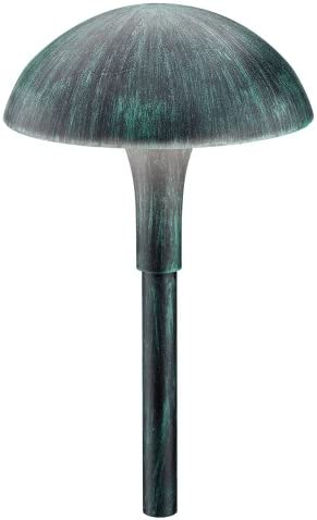 Malibu 8304-9105-01 11 Watt Pro Light, Aged Verde