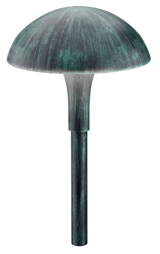 Malibu 8304-9105-01 11 Watt Pro Light, Aged Verde