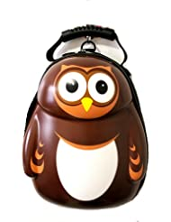 CUTIES AND PALS KIDS BOYS GIRLS 13 TRAVEL SCHOOL BACKPACK - OWL by PICTURE CASE