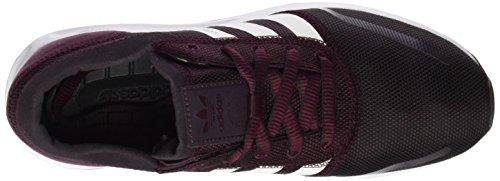 adidas S75995, Zapatillas Hombre Borgoña (Maroon / Ftwr White / Maroon)