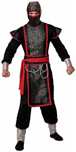 Men's Master Ninja Warrior Costume -