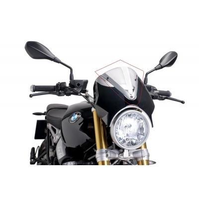 Puig 7012N - Parabrisas (nueva generación Kawasaki Z800 de 33 a 43 cm)