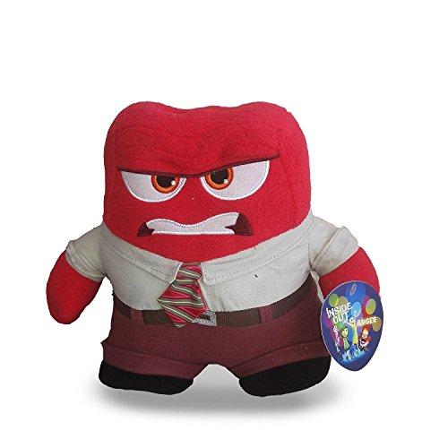 BTZ 5pcs/lot Inside Out Plush Toys Disney Movie 5 Emotions