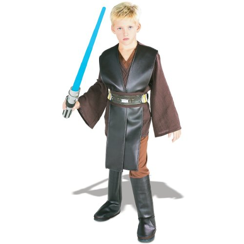 Deluxe Anakin Skywalker Child Costume - Medium -