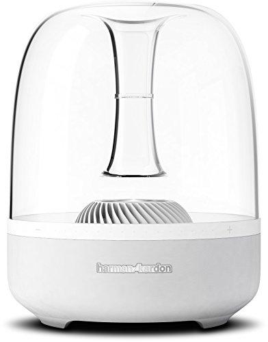 Harman Kardon Aura Studio Bluetooth Home Speaker System (White)